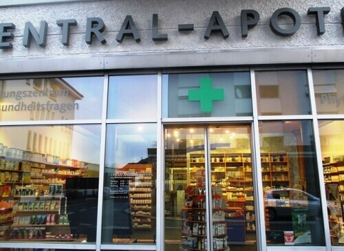 ローション風呂は薬局やドラッグストアでは販売していない